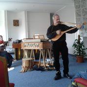 Hudební setkání se starými nástroji