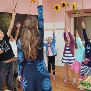 První školní den vNové Vsi nad Popelkou